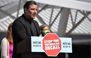 Political Notes: LGBTQs wage full court press to defeat Newsom recall