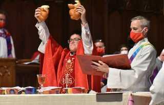 Trans pastor makes history as Lutheran bishop
