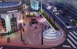 SF arts panel backs latest Harvey Milk Plaza design