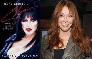 Cassandra Peterson: Elvira star's coming-out memoir