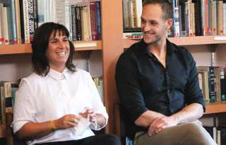 Out in the World: Leaders of Israeli queer youth agency visit San Francisco
