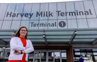San Francisco Airport Commission gets 1st trans member