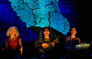 Lizard Boy lives: Justin Huertas' queer music drama at TheatreWorks Silicon Valley