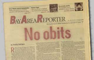 50 years in 50 weeks: 1998: No obits