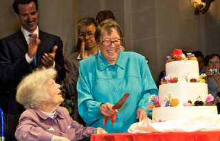 SF lesbian pioneers Lyon, Martin inducted into CA Hall of Fame