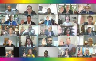 LGBTQ Agenda: Eight new members join presidential AIDS council