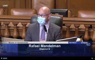 Mandelman introduces legislation to allow more bars in LGBTQ Castro district